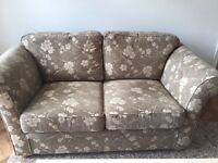 A 3 piece fabric sofa suit for sale