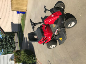 Troy Built 30 inch Riding Mower