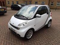 2010 Smart fortwo 0.8 CDI Passion Coupe 2dr Diesel Automatic (87 g/km, 54 bhp)