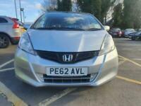 2012 Honda Jazz 1.3L I-VTEC ES 5d 98 BHP Hatchback Petrol Automatic