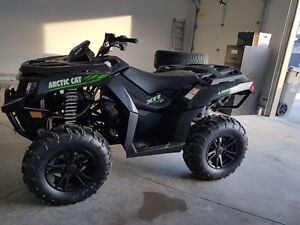 2015 Arctic Cat XR 700 LTD