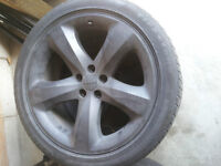 "20"" DODGE CHARGER RIMS"
