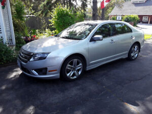 2011 Ford Fusion V6 AWD ****SAFTIED****