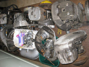 Bunch of Rotax parts engines for sale, all for one price.