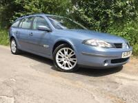 2006/06 Renault Laguna 1.9dCi 130 Expression Estate, Only 50k miles, 2 owners