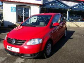 Volkswagen Fox Urban 6v 3dr PETROL MANUAL 2009/09