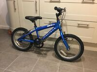 Blue Ridgeback MX16 Bike Bicycle Age 4-7yrs