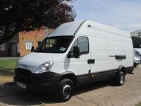 2012 62-REG IVECO DAILY 70C17 6.5 TONNE EXTRA HIGH/LONG. VERY RARE VAN