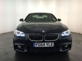 2014 64 BMW 530D M SPORT AUTO 258 BHP 1 OWNER BMW SERVICE HISTORY FINANCE PX