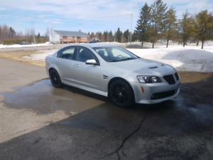 2009 Pontiac G8 - Rare - Trades Accepted