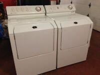 Sold PP Maytag Neptune front load Washer and Dryer matching set