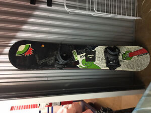 Board and bindings for sale!