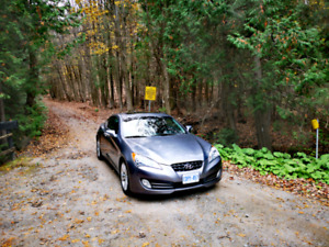 2011 Genesis Coupe  low mileage