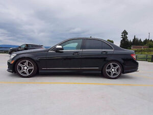 2008 Mercedes-Benz C-Class 3.0L Sedan (MANUAL RARE)