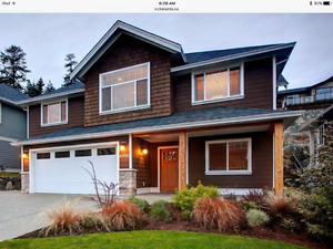 For Rent August 1st - Executive Home in Sooke