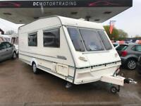 Abbey County Oxford 4 Berth Caravan 1999
