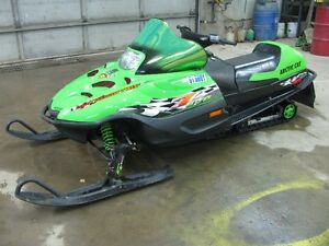 2002 Arctic Cat Z570