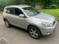 TOYOTA RAV 4 MANUAL NICE CLEAN CAR FSH HPI CLEAR WELL MAINTAINED DRIVE SUPER B