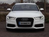 Audi A6 TDi S Line DIESEL MANUAL 2013/13