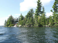 North East Arm of Lake Temagami