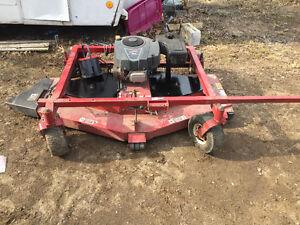 66 in swisher finishing mower