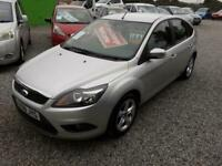 2008 Ford Focus ZETEC 1.6 -LAST OWNER 9 YEARS-ALLOYS-TOWBAR-CLEAN CAR-WE PX,,,,,