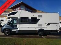 Adria Coral XL Plus 670 SP 6 Berth Motorhome for sale