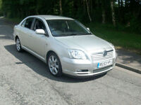 Toyota Avensis 2.0 D-4D T Spirit ONLY 2 OWNERS AND 10 SERVICE STAMPS