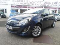 Vauxhall Corsa 1.4 SE 5dr Automatic PETROL AUTOMATIC 2012/62