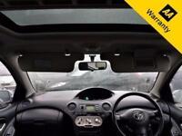 2003 TOYOTA YARIS 1.3 T SPIRIT VVT-I 5D 85 BHP! P/X WELCOME! AUTO! SUNROOF! AUX
