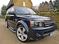 2012 RANGE ROVER SPORT 3.0 SDV6 HSE with LUXURY PACK 4X4 255 BHP. GREAT SPEC !!