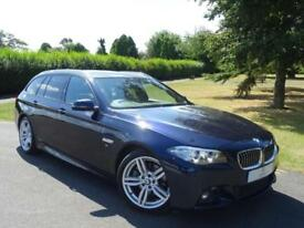 BMW 5 SERIES 520D M SPORT TOURING 2013/63