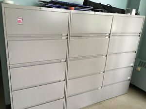 Steelcase Filing Cabinets - Top of the Line
