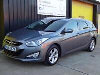 2012 (62) Hyundai i40 1.7 CRDi Style Est Diesel £30 road tax