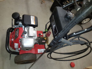 For sale  2000 psi pressure washer/ Honda motor. $275 obo