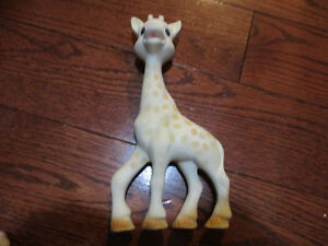 Sophie the Giraffe toy