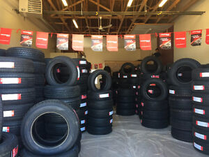 CLEAR OFF!!! 245/70R17 all season Tires