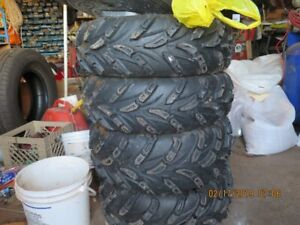 ATV TIRES FOR SALE!