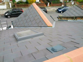 Fixed £150 roof repairs ..flat roof..tiles..chimney. gutters
