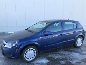 2009 SATURN ASTRA XE, REMOTE STARTER, TWO YEAR WARRANTY!!