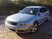 2003 Audi A8 3.7 Quattro 4dr