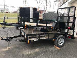 NEW 5 X 10 GATOR UTILITY TRAILER ( WE FINANCE )$100 OFF