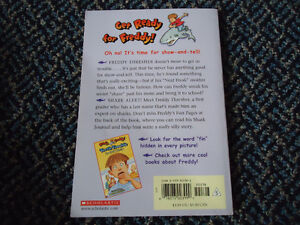 The King of Show-And-Tell (Ready, Freddy! #2) Paperback Kingston Kingston Area image 2