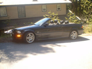 2002 BMW 3-Series M3 Convertible