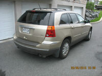 2007 Chrysler Pacifica Touring Beige