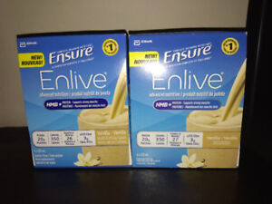 Ensure Enlive High Protein Meal Replacement Health Shake