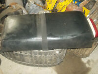 Ski-doo Elan Seat for your vintage snowmobile