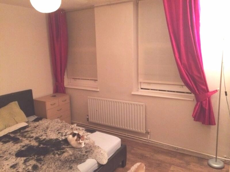 double bedroom to rent in Kings Cross - Shared modern kitchen & 5 mins walk from tube station!!