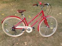 Ladies / Women Bike Barracuda Delphinus Vintage