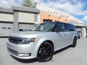 Ford Flex LIMITED, AWD, V-6, CUIR, TOIT PANO, MAGS 20 P 2017
